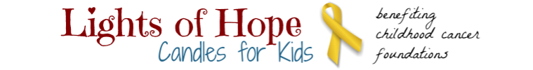 Lights of Hope ~ Candles for Kids
